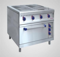 Плита электрическая ЭПК-48ЖШ-К-2/1 (вся нерж. сталь)