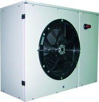 Агрегат компрессорно - конденсаторный среднетемпературный БКК ZB-26