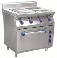 Плита электрическая кухонная ЭПК-47ЖШ (краш.)