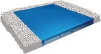 Платформенные электронные весы врезные ВСП4 от 150 кг до 3000 кг