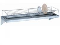 Полка настенная для тарелок ПКТ Э 1000х300х300