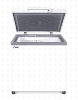 Ларь морозильный Снеж МЛК-250 глухая крышка