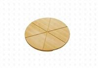 Доска разделочная для пиццы, d35 см