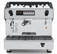Профессиональная (рожковая) кофемашина Fiamma Caravel 1 CV TC