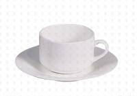 Чашка с блюдцем Fairway 230 мл