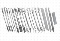 Набор ножей карбовочных Sanelli Ambrogio (18 предметов)