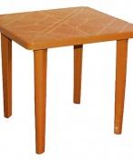 Стол квадратный пластиковый