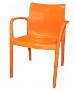 Кресло пластиковое Прагматик