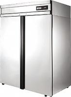 Холодильный шкаф Polair Grande с металлическими дверьми СВ114-G