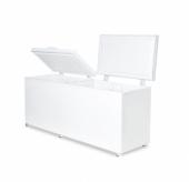 Ларь морозильный Снеж МЛК-800 глухая крышка
