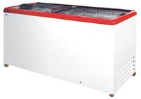 Морозильный ларь с прямыми раздвижными стеклами CF600F
