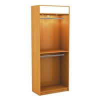 Шкаф для одежды открытый 10 Legato