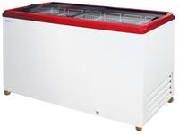 Морозильный ларь с прямыми раздвижными стеклами CF500F