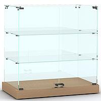 Прилавок (верх стекло) L900PV2