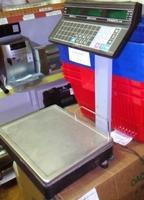 Торговые весы до 15 кг МАССА-К