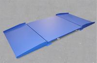 Платформенные электронные весы ВСП4-150Н пандусные