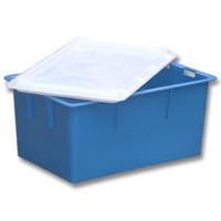 Пластиковая крышка для ящика 450х300х20
