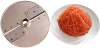 Нож для нарезки соломкой 2х2 к МПР-350М