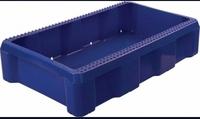 Пластиковый ящик 825х500х190 мм для рыбы