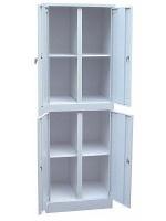 Шкаф архивно-складской четырехсекционный