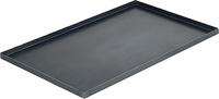 Противень из черного металла 800х600 мм