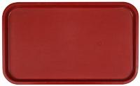 Поднос столовый из полистирола 530х330 мм