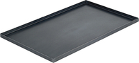 Противень из черного металла 600х400 мм