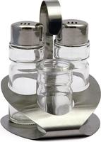 Набор для специй «Family» (соль, перец, зубочистки)