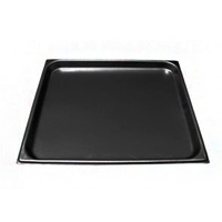 Противень 650х530 мм из черного металла (GN2/1) к плитам ПЭ и шкафам жарочным ШЖ-150