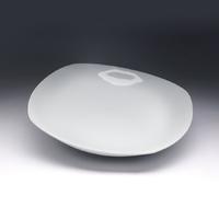 Тарелка глубокая квадратная без бортов Collage 500мл