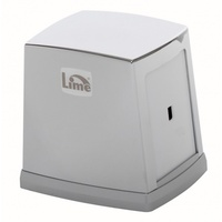 Диспенсер LIME для салфеток 135x135x105 мм, хром