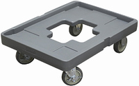 Подставка для термоконтейнера GN 760x530x130 мм на колесах