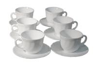 Сервис чайный на 6 персон Trianon 220 мл