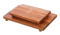 Доска для суши 240х145-150х20 мм бук