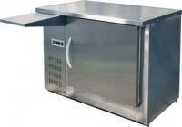 Охлаждаемый  стол ПХС-1-300М (нержавеющая сталь)