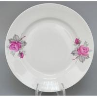 Тарелка 200 мелкая  Дикая роза